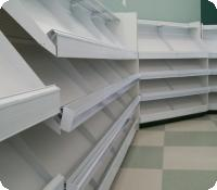Jo Ann Fabric retail fixture installation
